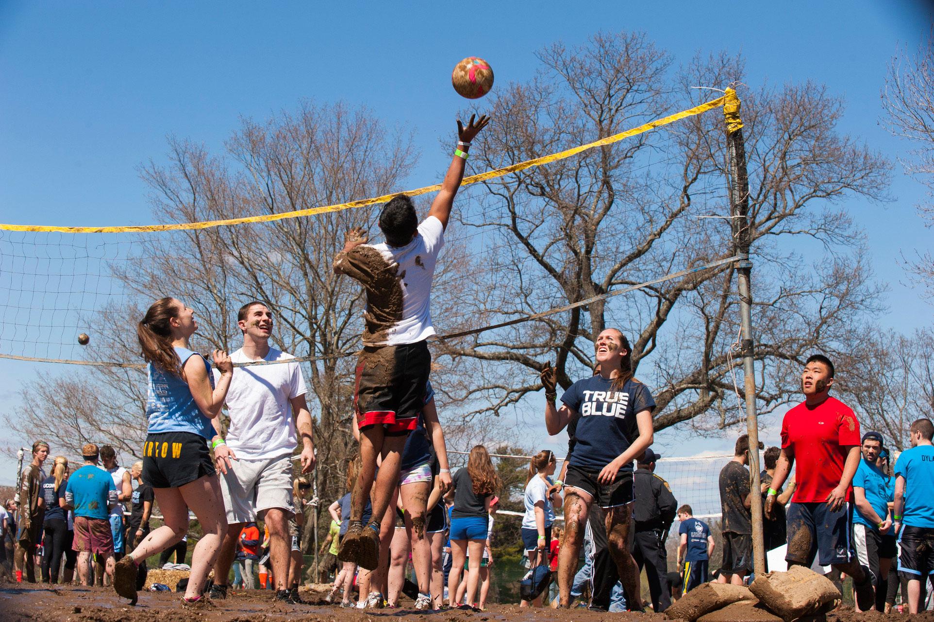 oozeball court