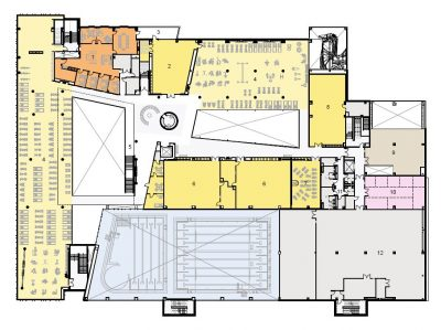 new facility recreation. Black Bedroom Furniture Sets. Home Design Ideas