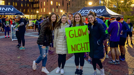 glow up the night 5k