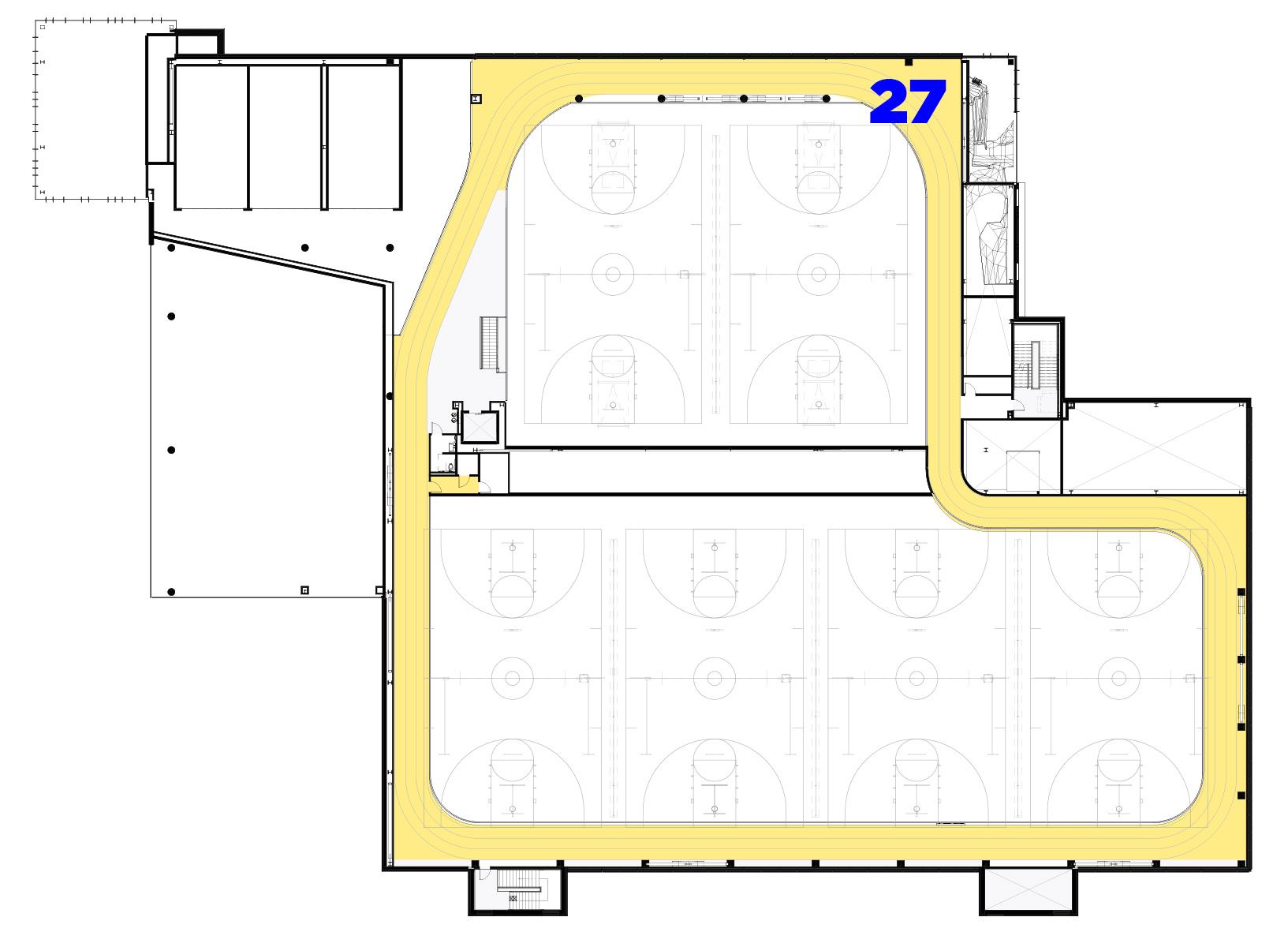 floorplan - fourth floor