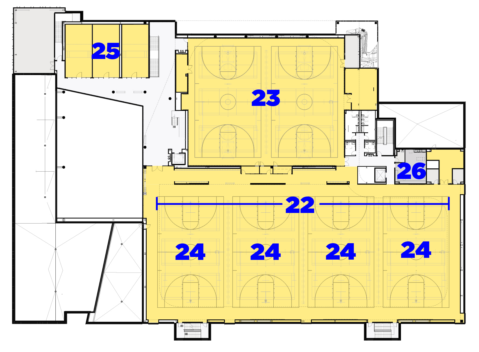 Floor Plan Third Floor