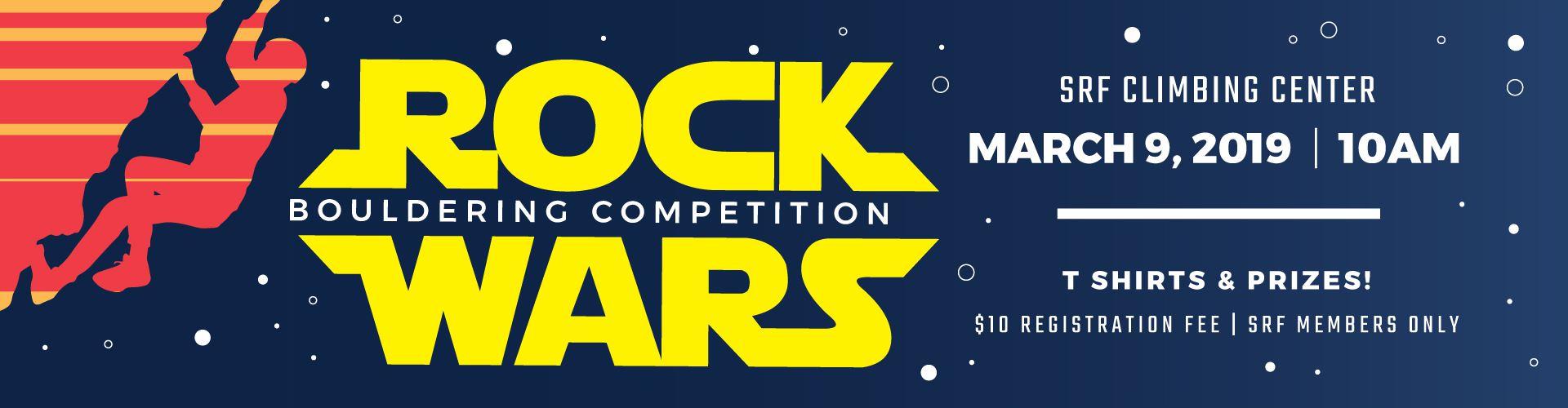 rock wars bouldering competition