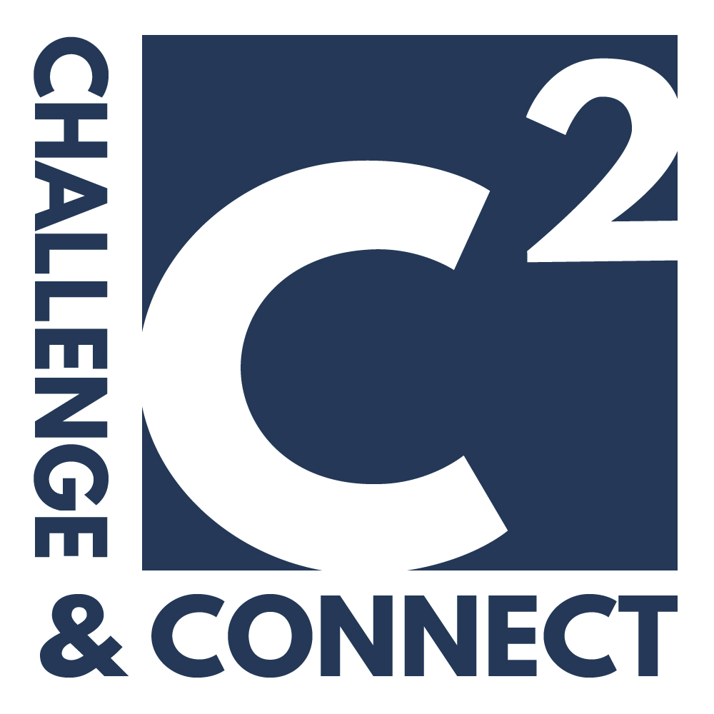 C² Connect and Challenge Logo