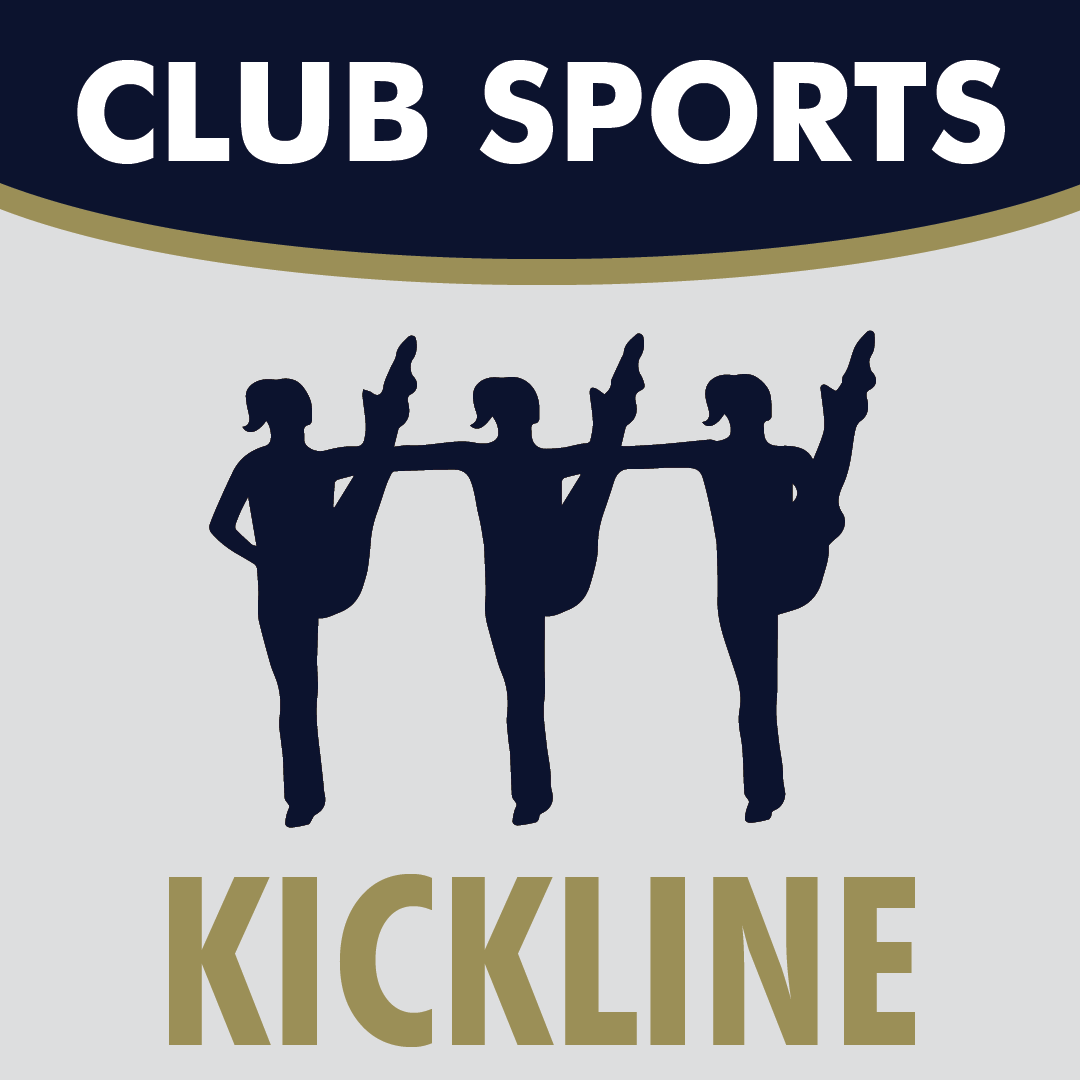 Club Sports Kickline Icon