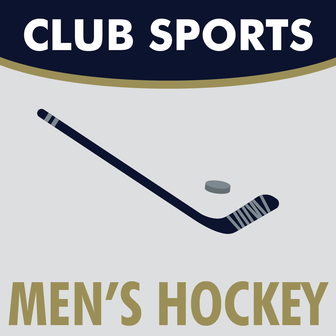 Club Sports Men's Hockey Icon