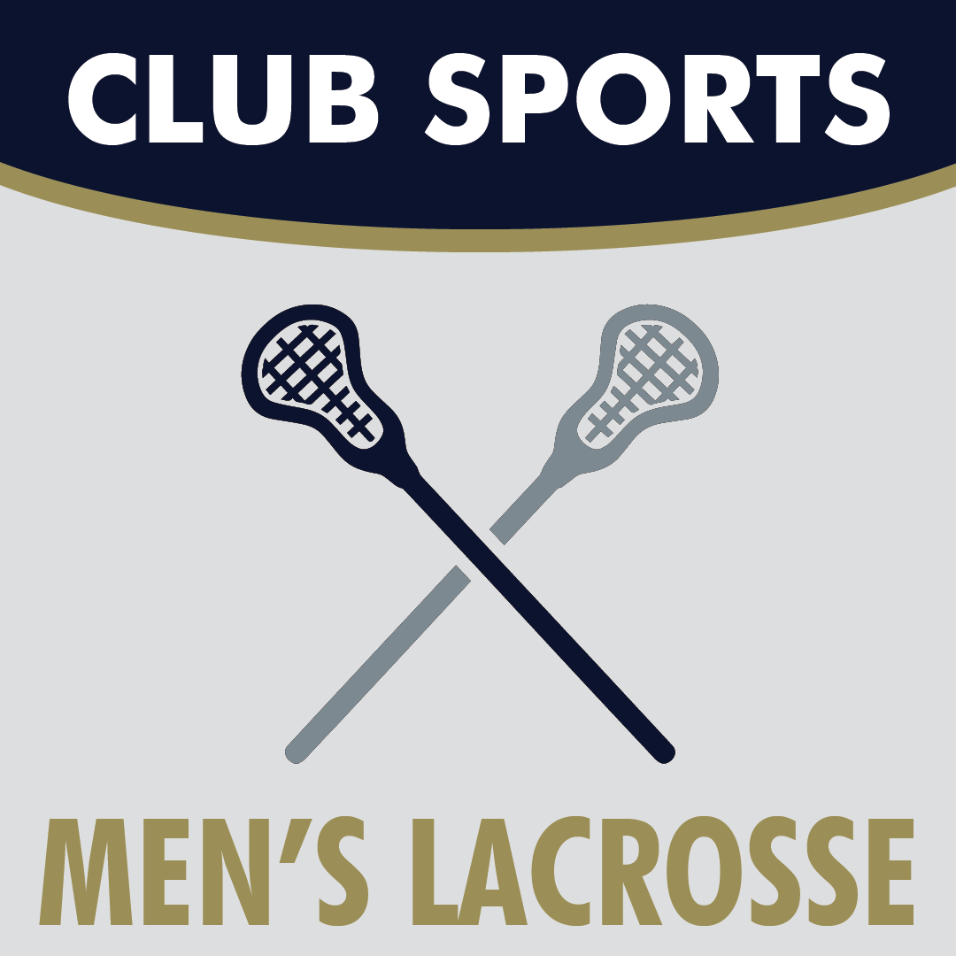 Club Sports Men's Lacrosse Icon