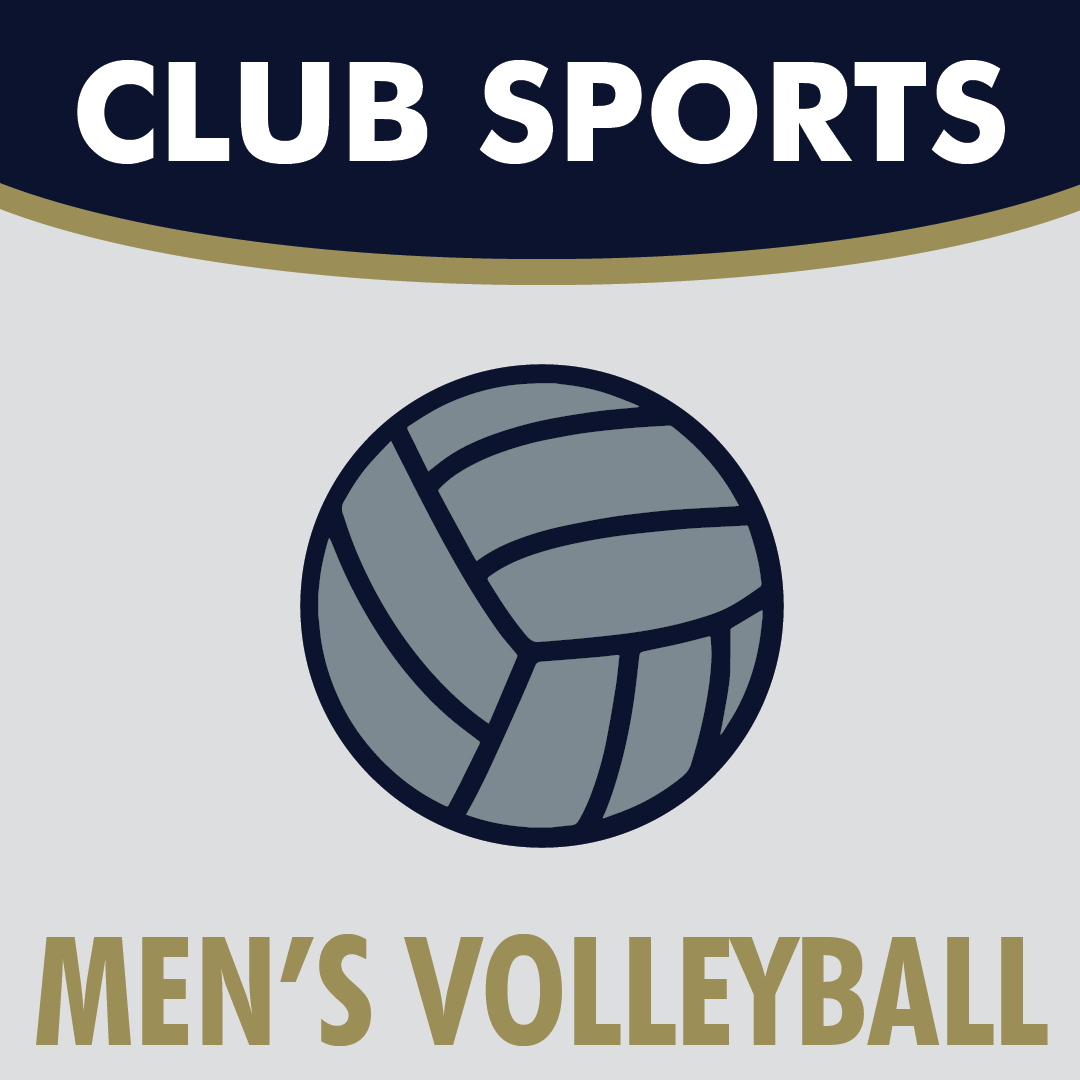 Club Spots Men's Volleyball Icon