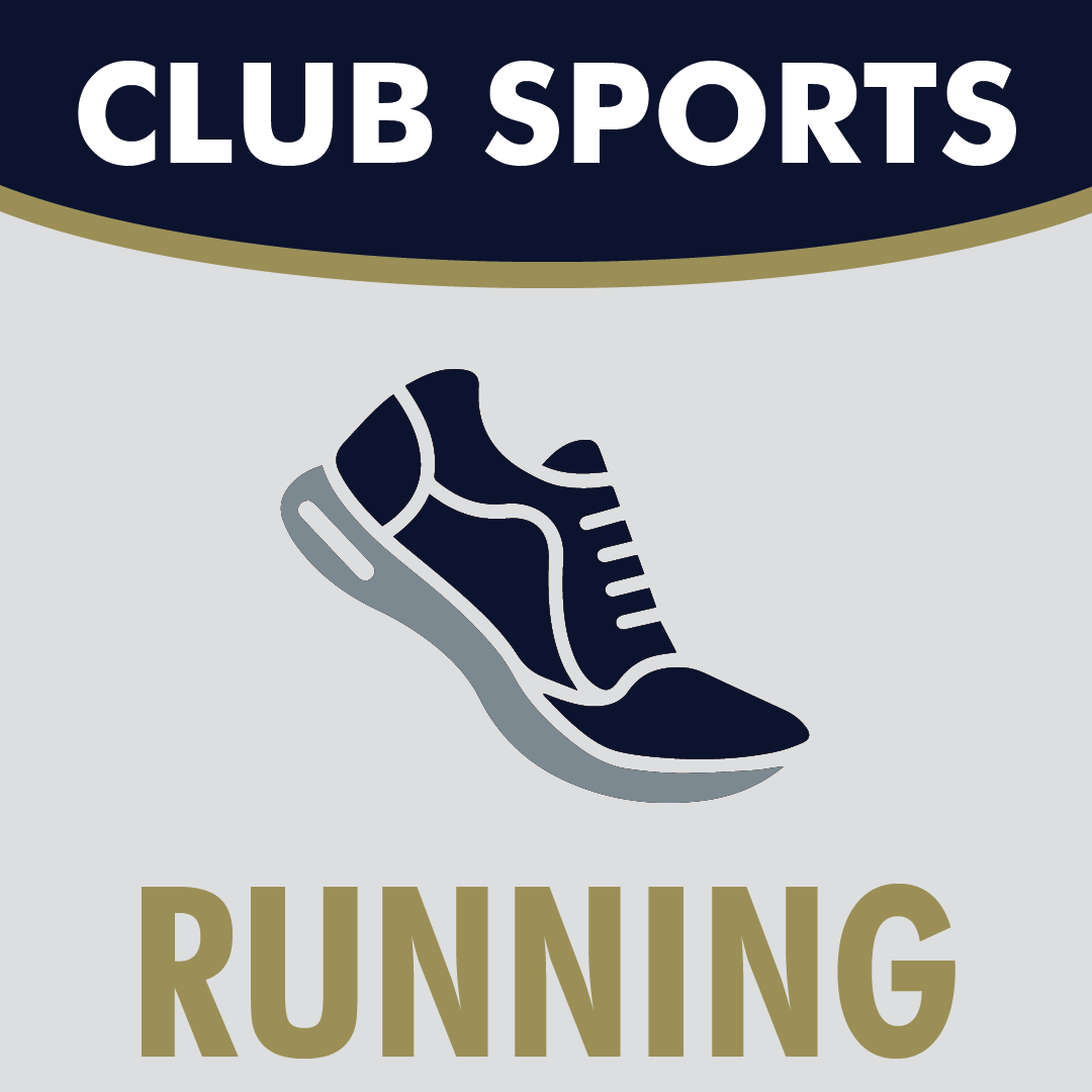 Club Sports Running Icon