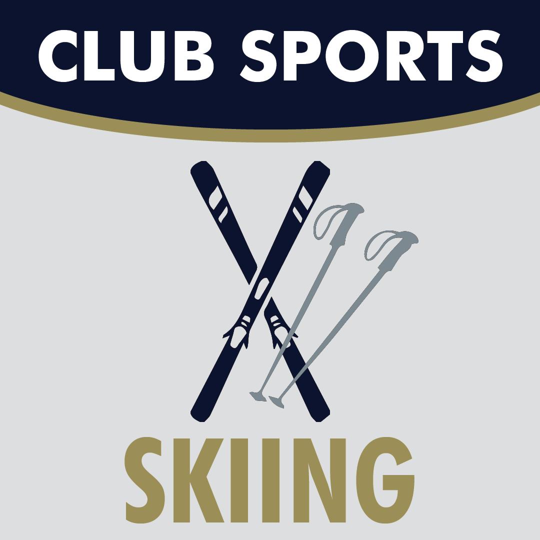Club Sports Skiing Icon