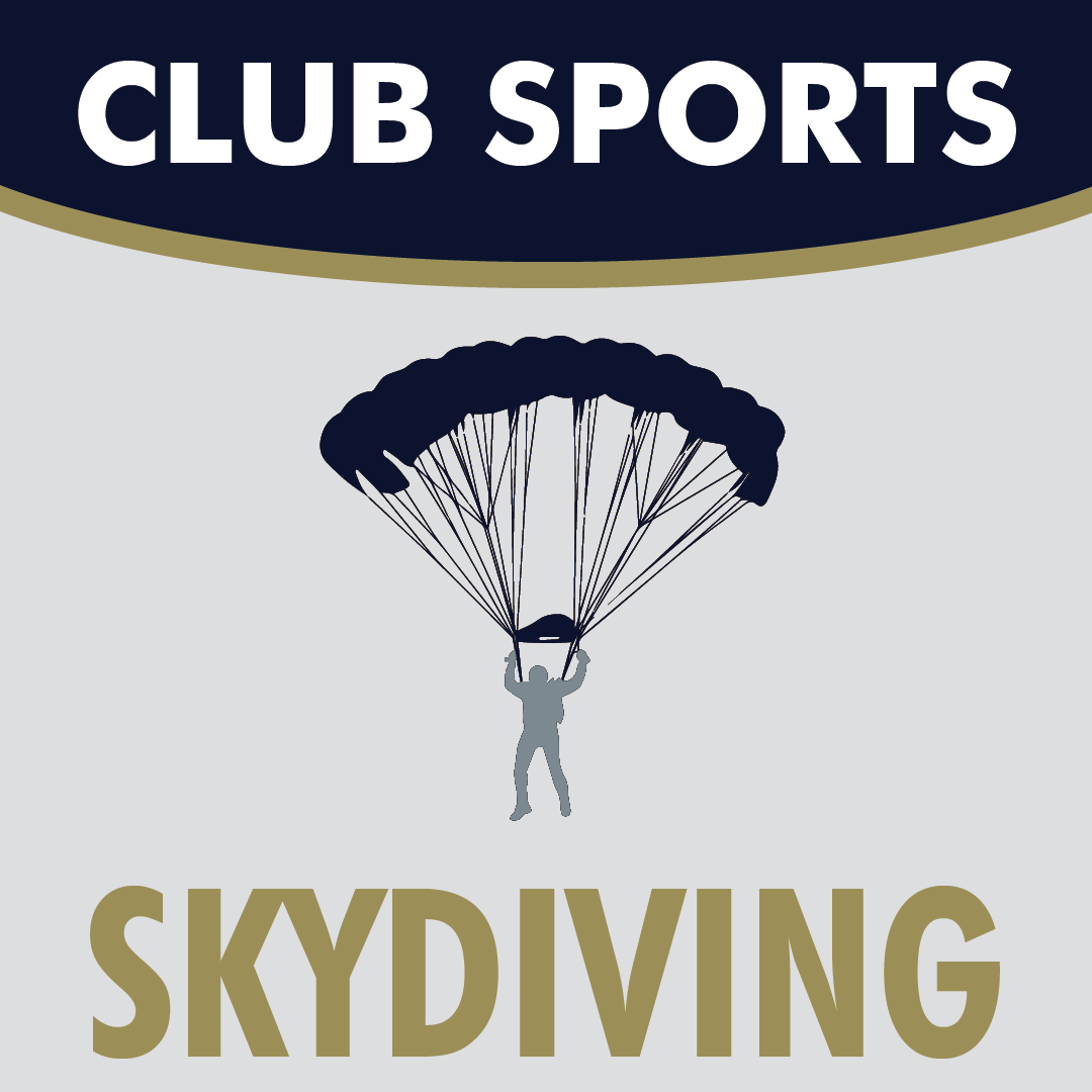Club Sports Skydiving Icon