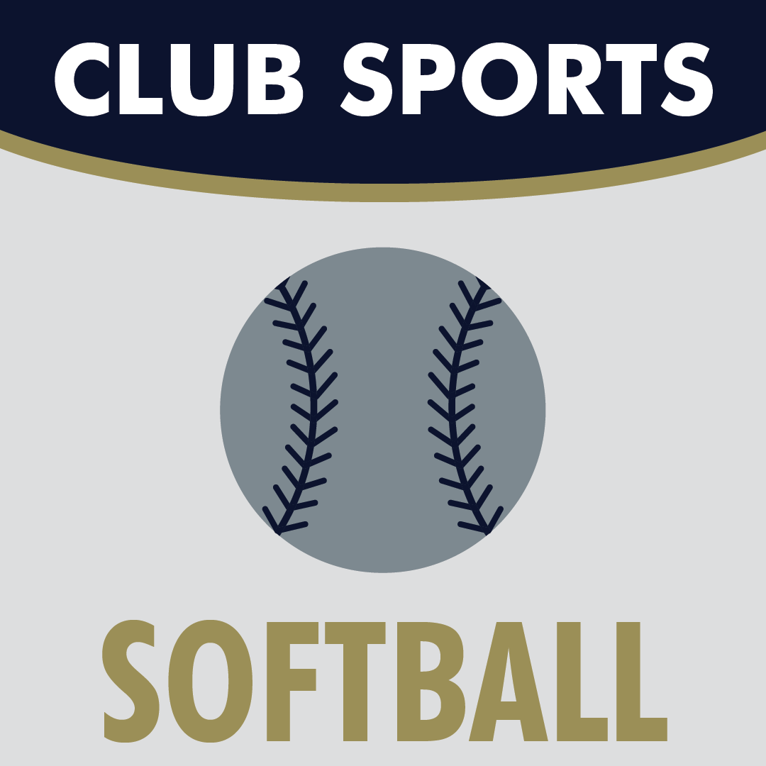 Club Sports Softball Icon