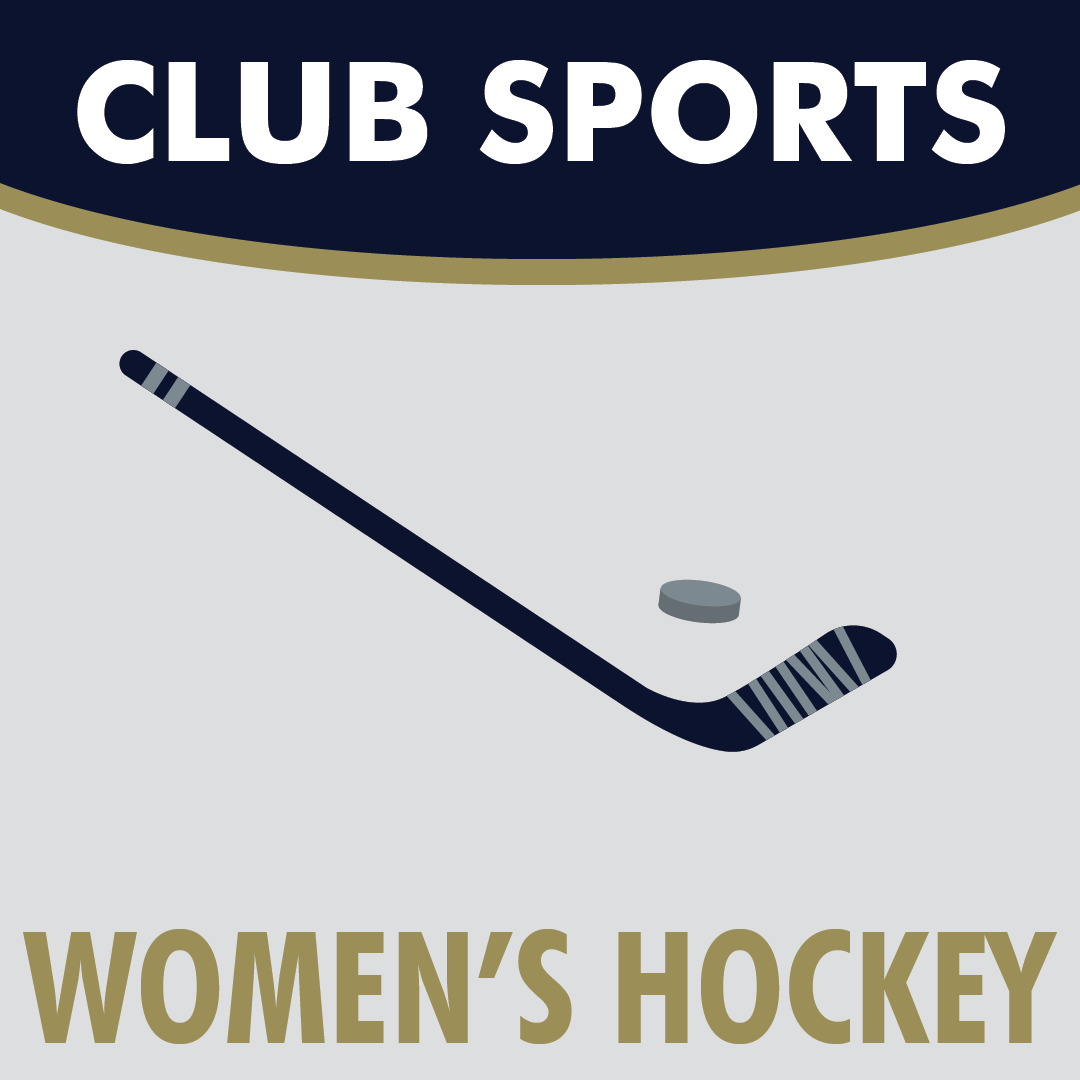 Club Sports Women's Hockey Icon