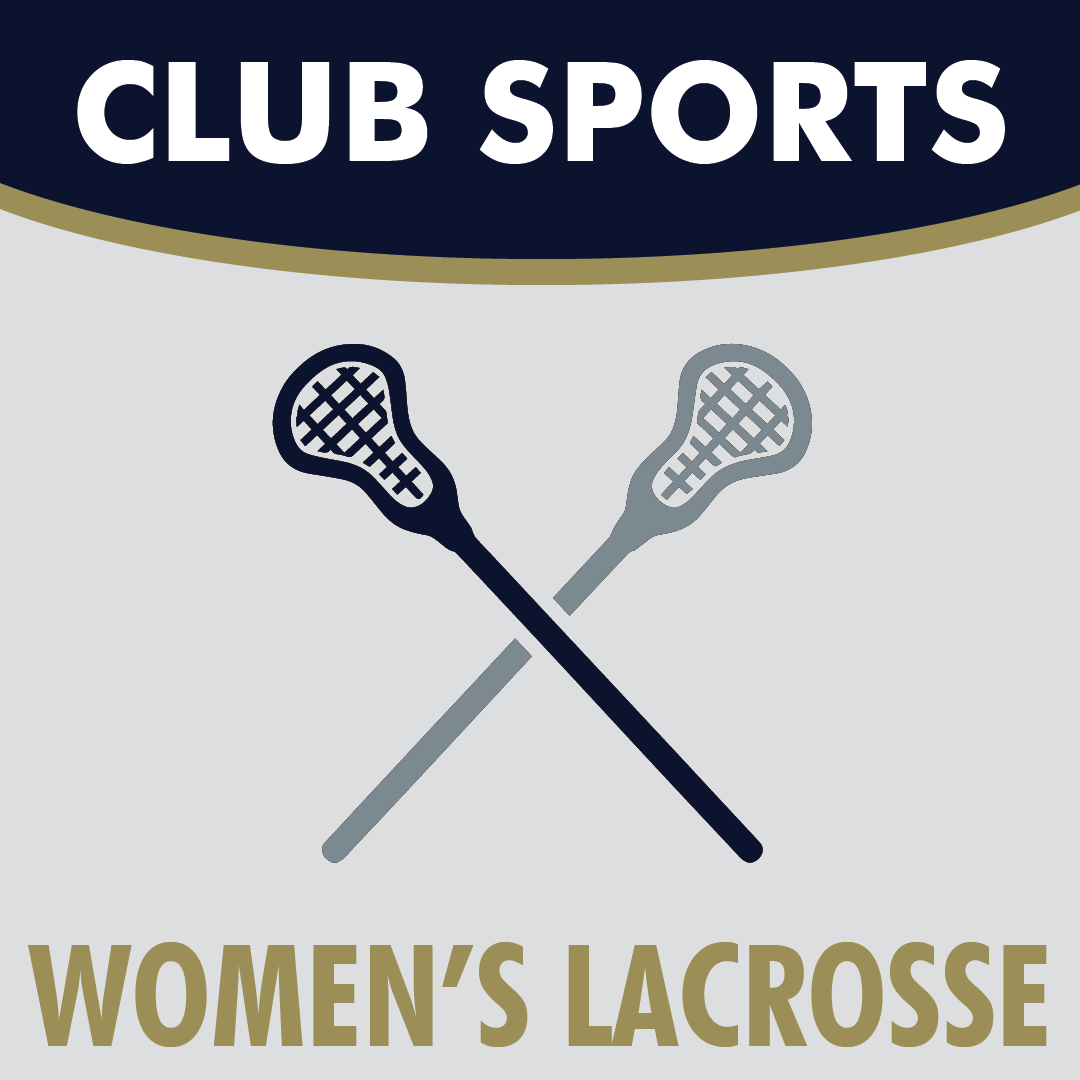 Club Sports Women's Lacrosse Icon