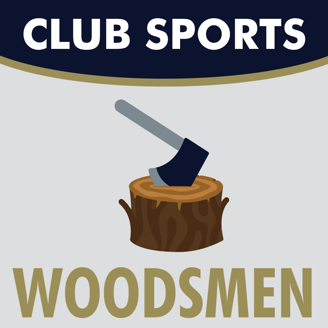 Club Sports Woodsmen Icon