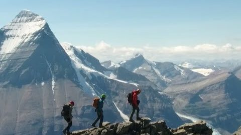 2018/2019 Banff Centre Mountain Film Festival World Tour (Canada/USA)