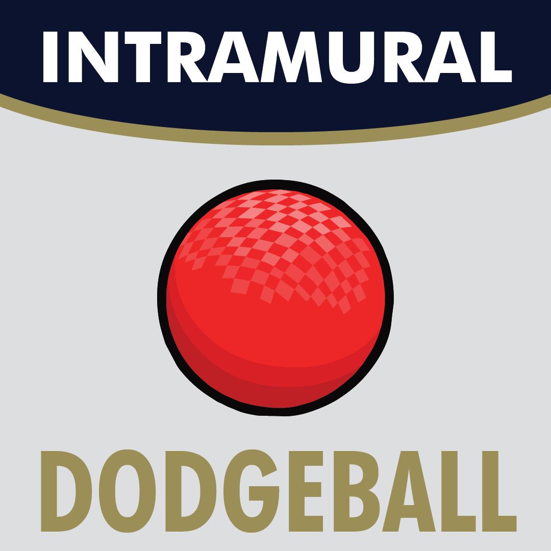 Intramural Dodgeball logo