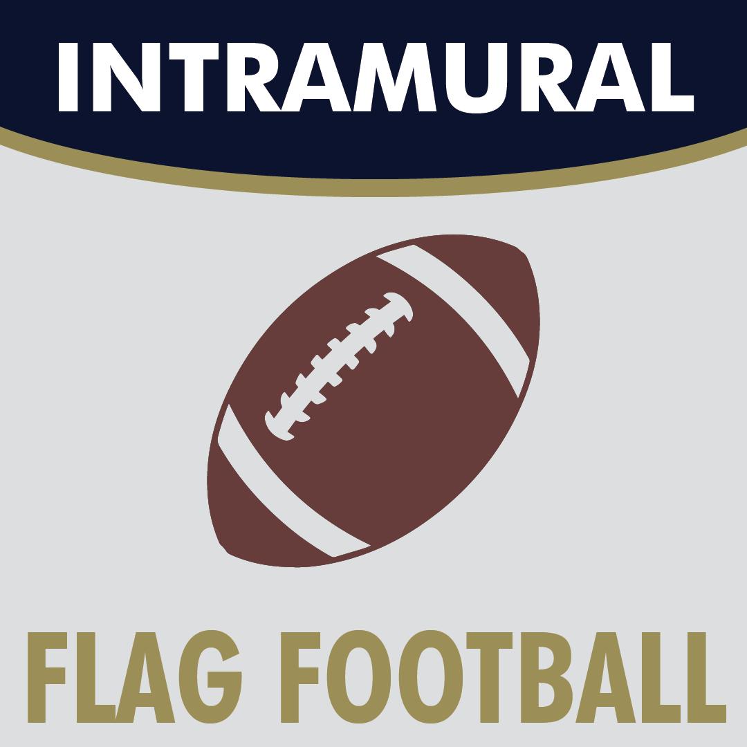 Intramural Flag Football logo
