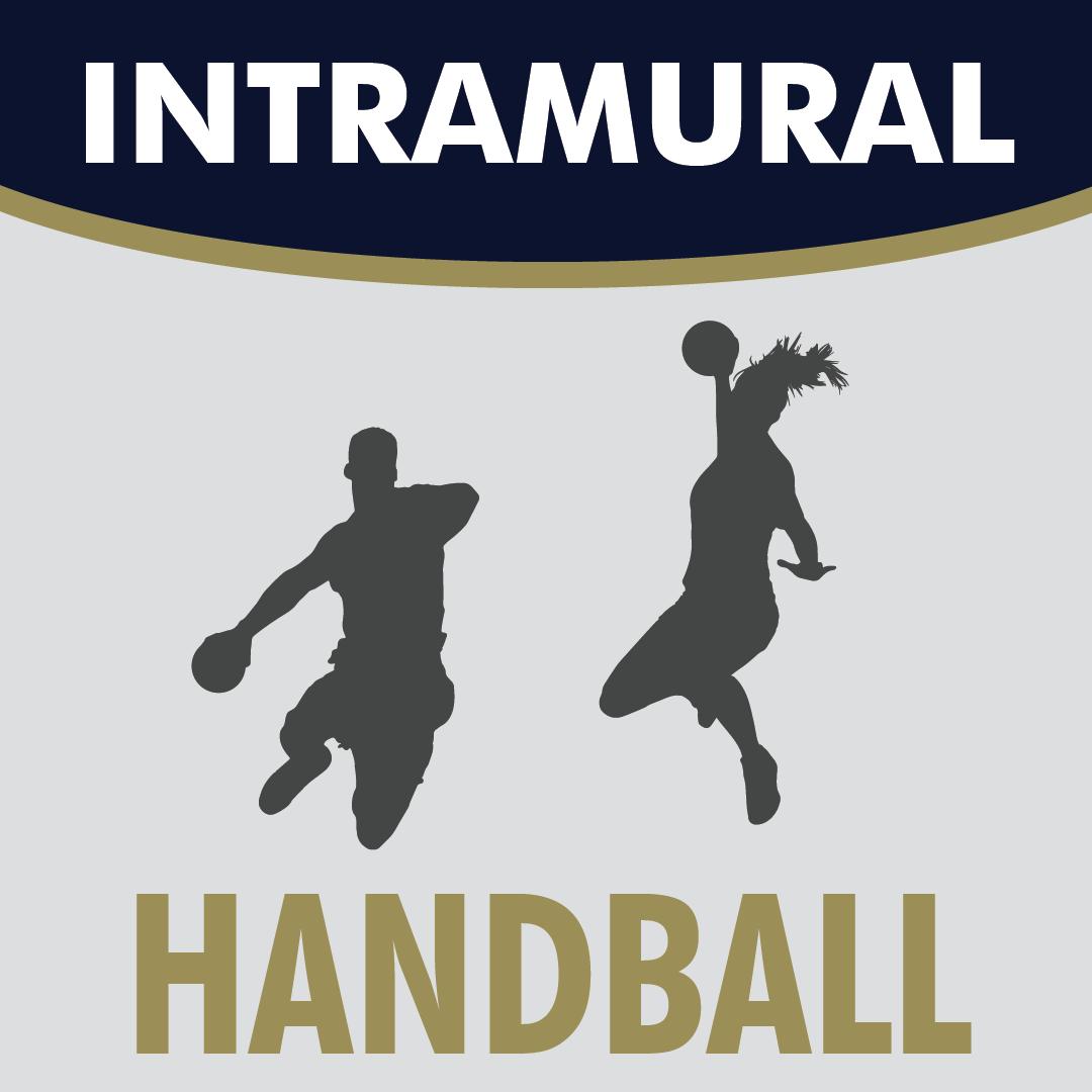Intramural Handball logo
