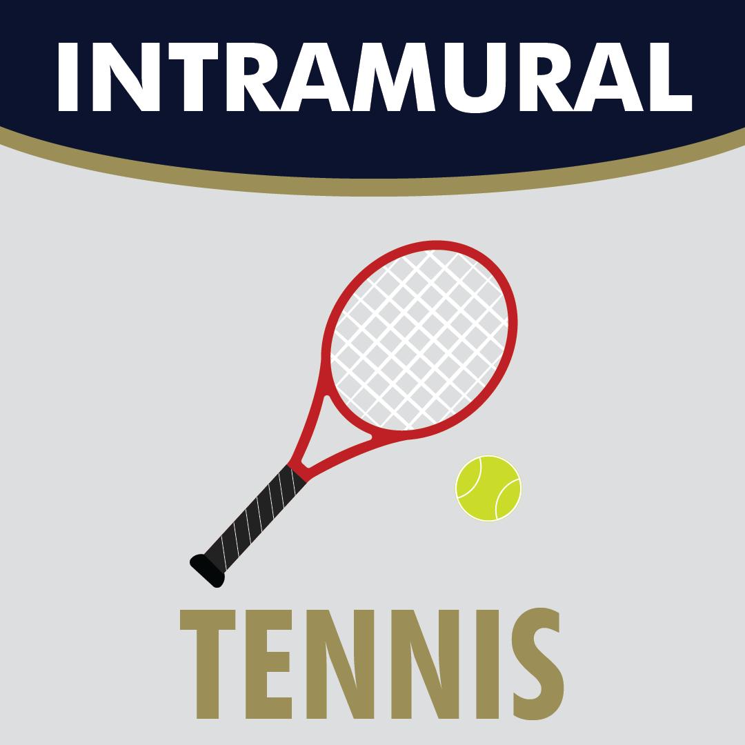 Intramural Tennis logo