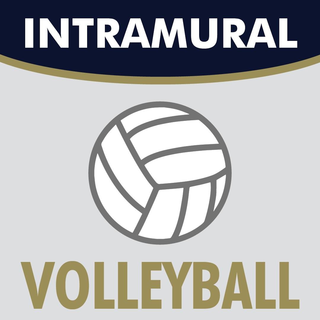 Intramural Volleyball logo