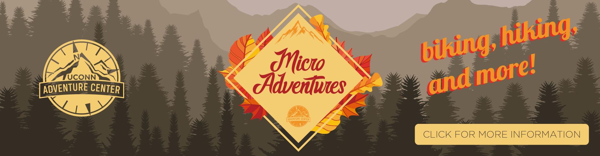 UO Micro Adventures