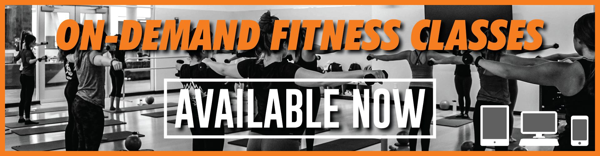 On-Demand Fitness 2021