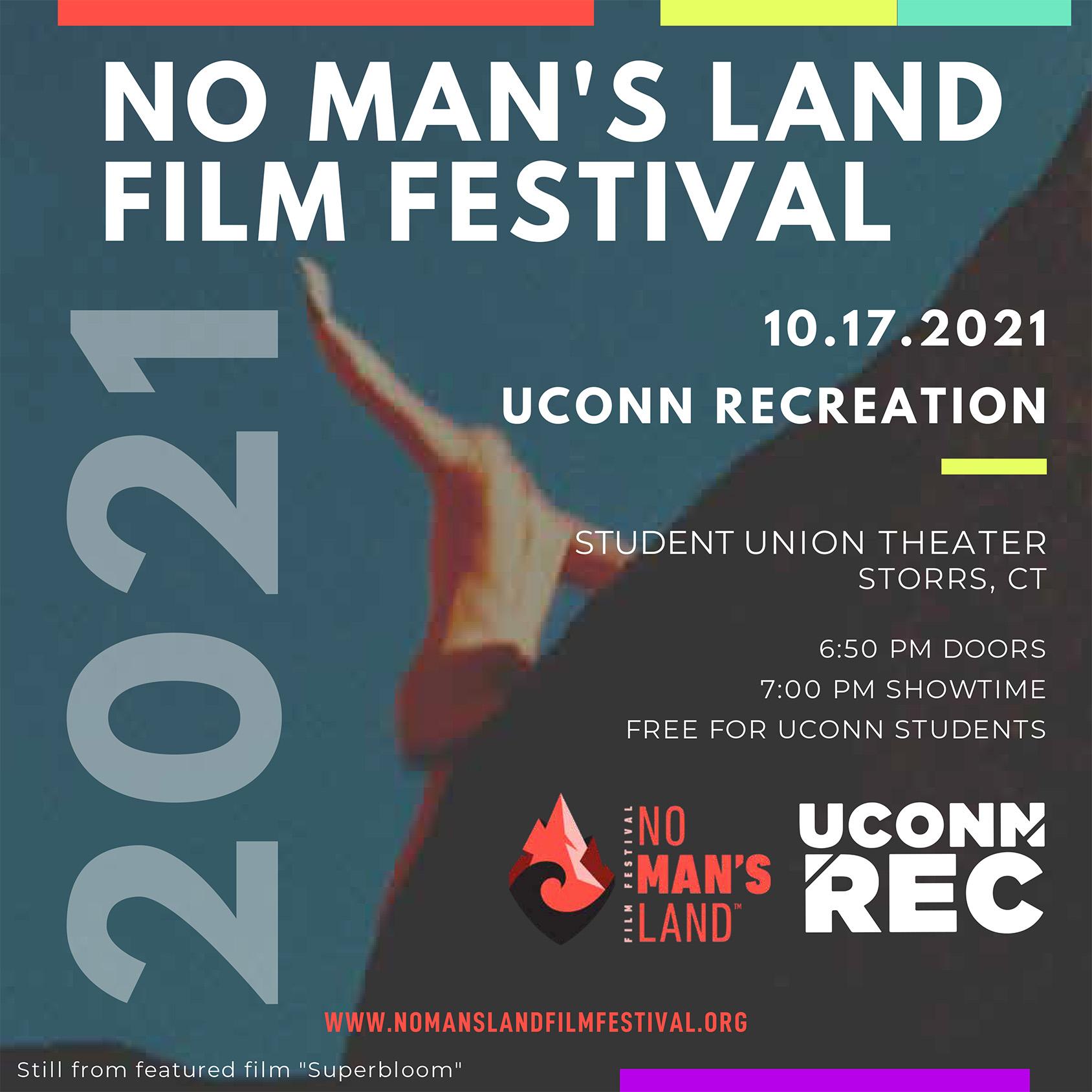 promo graphic for film fest